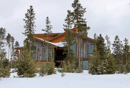 Colorado Coolest Ski In/Out Architectural Home