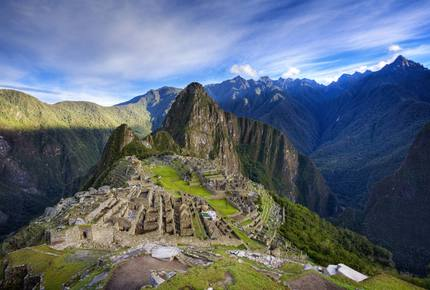 CURATED ACTIVE TRAILS - Route of The Inca, Peru