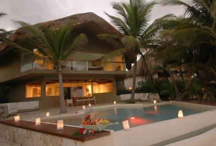 Villa Zacil Na - Puerto Aventuras, Mexico