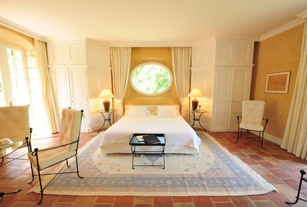 A Suite at Chateau Alizes - Sourzac, France
