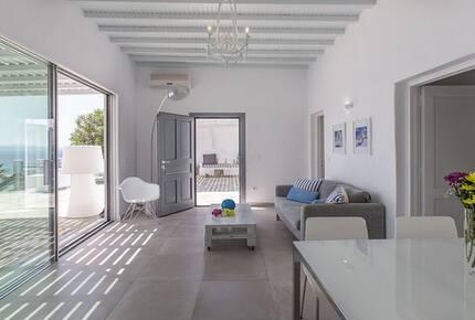 VIlla Aqua - Mykonos, Greece