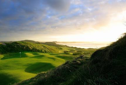 Trump International Golf Links and Hotel Ireland - Doonbeg, Ireland