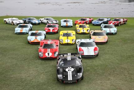 EXCLUSIVE STAY EXPERIENCE Carmel The Concours DElegance - Pebble beach car show ticket prices