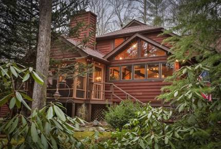 Mountain Waters Lodge - Ellijay, Georgia