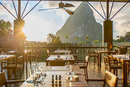 CURATED SUBLIME SPACATIONS - Cocoa Immersion in Paradise, Saint Lucia
