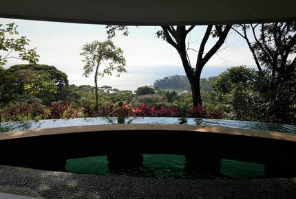 Casa Atardecer (Sunset House) - Dominicalito, Costa Rica