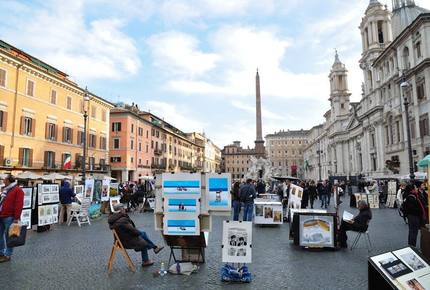 CURATED CITY SPREE - La Dolce Vita in Roma, Italy