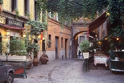 CURATED CITY SPREE - La Dolce Vita in Roma, Italy