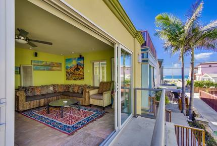 San Diego Beach House - San Diego, California