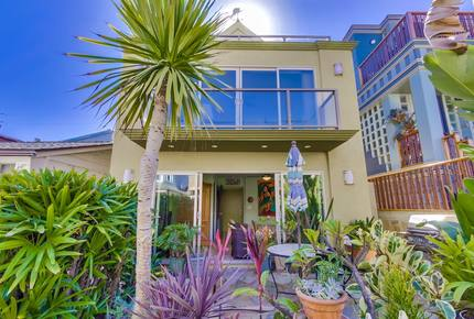 San Diego Beach House - San Diego, California