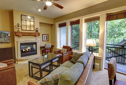 Three Bedroom Residence at Hyatt Mountain Lodge Beaver Creek