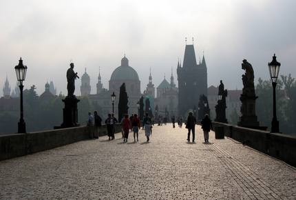CURATED HERITAGE COLLECTION - Magical Triangle - Prague to Budapest, Czech Republic