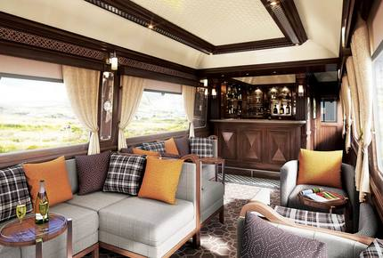 CURATED ROMANCING THE RAILS - Legends and Loughs by Rail, Ireland