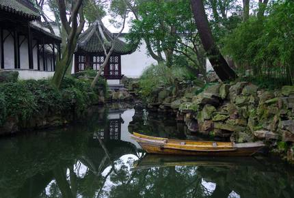CURATED EXOTIC ESCAPES - Heavenly Shangri-La & Orient's Venice, China