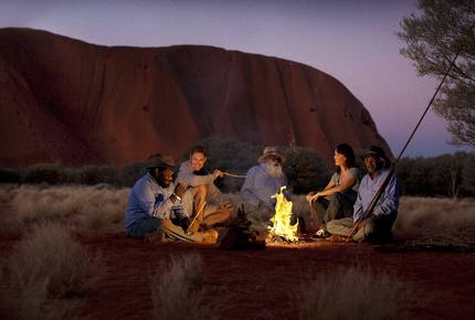 CURATED IRRESISTIBLE OFFER - Down Under Dreamtime, Australia