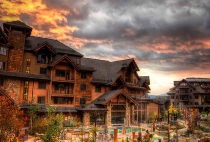 Grand Lodge 4 Bedroom Ski-in/Ski-out Luxury Residence