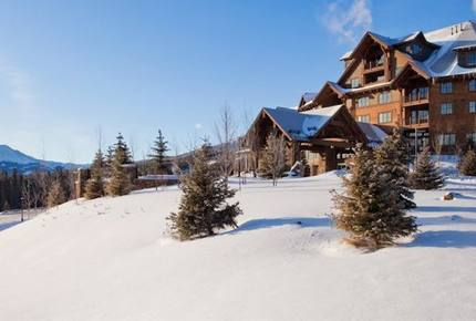 Grand Lodge 4 Bedroom Ski-in/Ski-out Luxury Residence