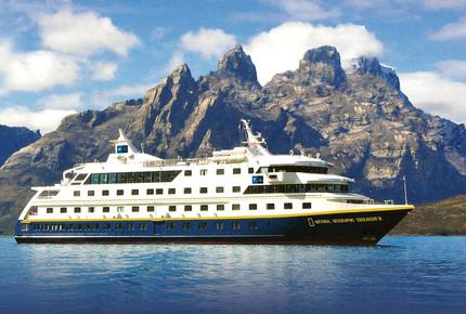 CURATED AQUATIC VOYAGES - Postcard Polynesian Isles Cruise, French Polynesia