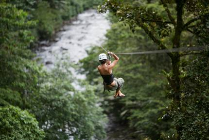 CURATED FAMILY BONDINGS - Rainforest & Beach Adventure, Costa Rica