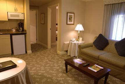 Inn at the Opera Luxury One Bedroom - San Francisco, California