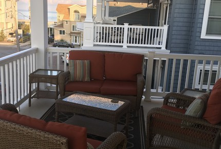 Sea Isle City Luxury Home with Easy Beach Access! - Sea Isle City, New Jersey
