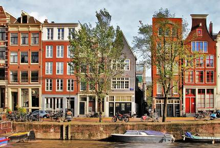 CURATED CITY SPREE - The Best of Amsterdam, Netherlands