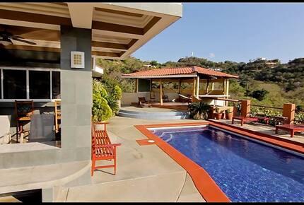 Casa Del Soul - Large Oceanfront Luxury House Surrounded by Jungle - San Juan Del Sur, Nicaragua