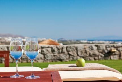 Greek Luxury - Naxos, Greece