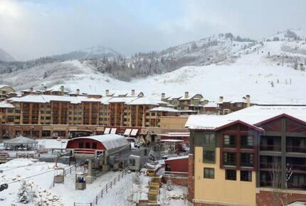 Grand Summit Studio- Ski-In Ski-Out