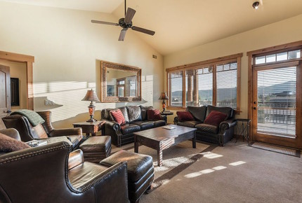 Bear Lodge 4 Bedroom Luxury Condo - Steamboat Springs, Colorado