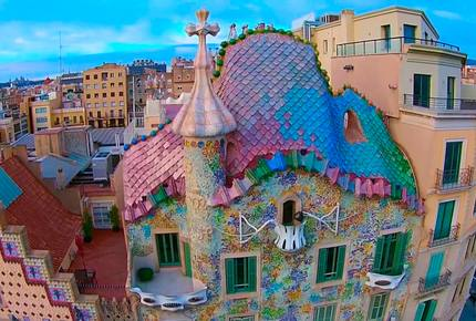 CURATED CITY SPREE - The Best of Barcelona, Spain