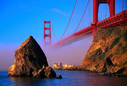 CURATED CITY SPREE - Leave Your Heart in San Francisco, California