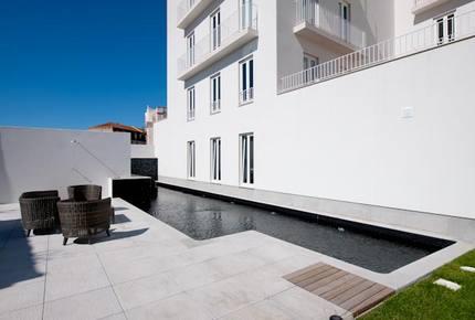 Luxury Apartment at Lisbon Lounge Suites