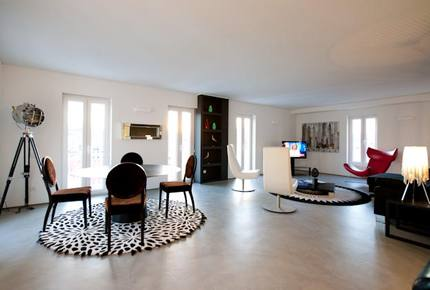 Luxury Apartment at Lisbon Lounge Suites - Lisbon, Portugal