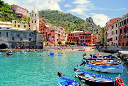 CURATED CULTURAL CLASSICS - Charming Cinque Terre & The Riviera, Italy