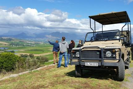 CURATED CULINARY SERIES - Savouring The Cape, South Africa