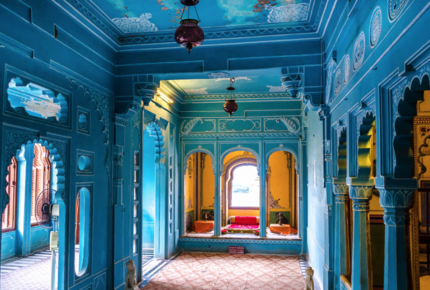 CURATED EXOTIC ESCAPES - Temples, Palaces & Bengal Tigers, India
