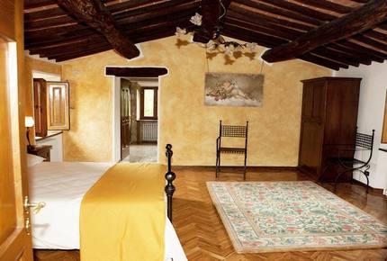 Villa di Leonardo - Sinalunga, Italy