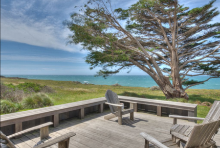Sonoma County Oceanfront Home