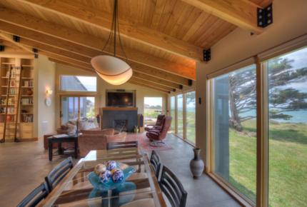 Sonoma County Oceanfront Home - The Sea Ranch, California