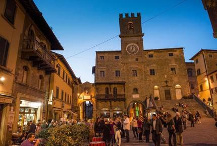 La Bifora - Cortona, Italy