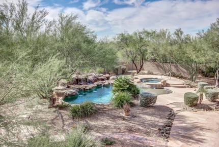 North Scottsdale Sanctuary - Cave Creek, Arizona