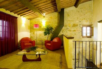 2 bedroom apartment - Sergio at Il Cellese - Castellina in Chainti - Siena, Italy