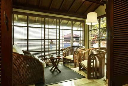Villa Stefan - Karang Bolong, Indonesia