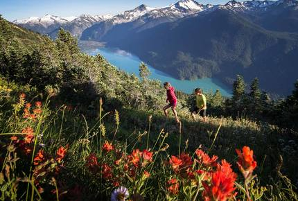 CURATED ACTIVE TRAILS - Hike-Kayak-Bike Wilderness Wonderland, Canada