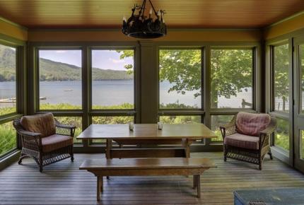 Lake Morey Masterpiece - Fairlee, Vermont