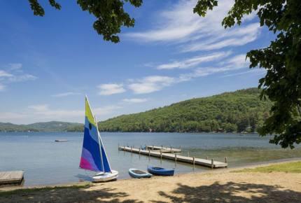 Lake Morey Masterpiece