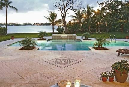 Casa La Coppola Estate - Hyplouxo Island/Manalapan, Florida