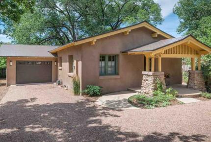 Palace Gem - Santa Fe, New Mexico