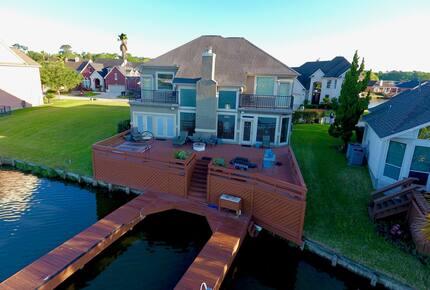 Conroe Lake House